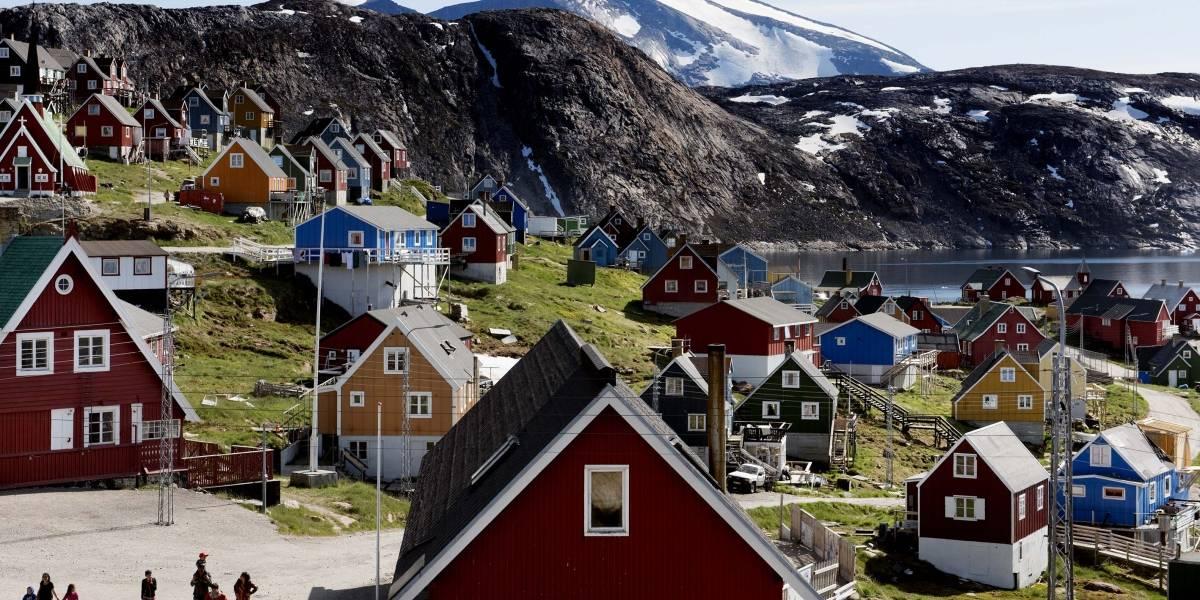 La nueva de Trump: comprar Groenlandia y que sea parte de EU