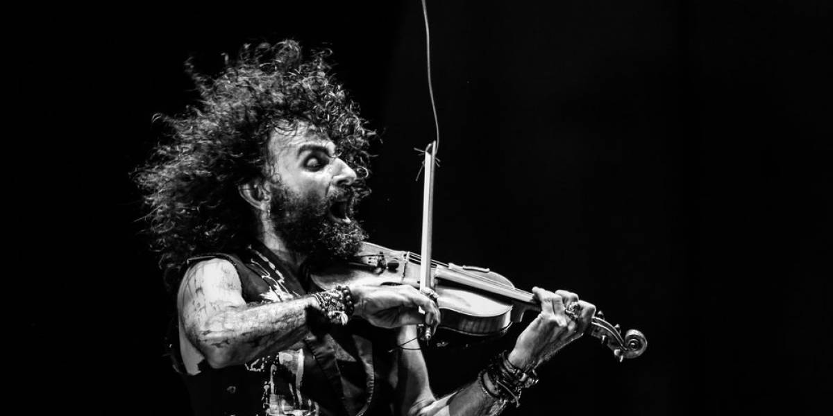 Ara Malikian llega a Quito con su Royal Garage World Tour 2019