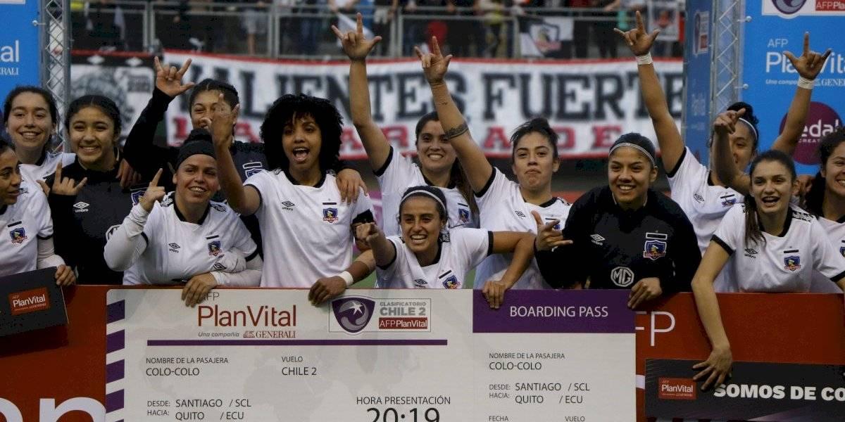 El golazo del triunfo y el ambiente en las tribunas marcaron la trastienda en el clásico del fútbol femenino entre Colo Colo-Palestino
