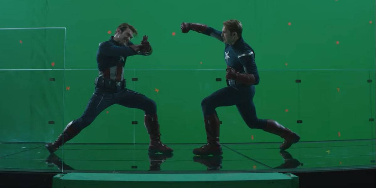 Alto Deepfake: así se filmó la pelea de Capitán América vs. Capitán América en Avengers: Endgame