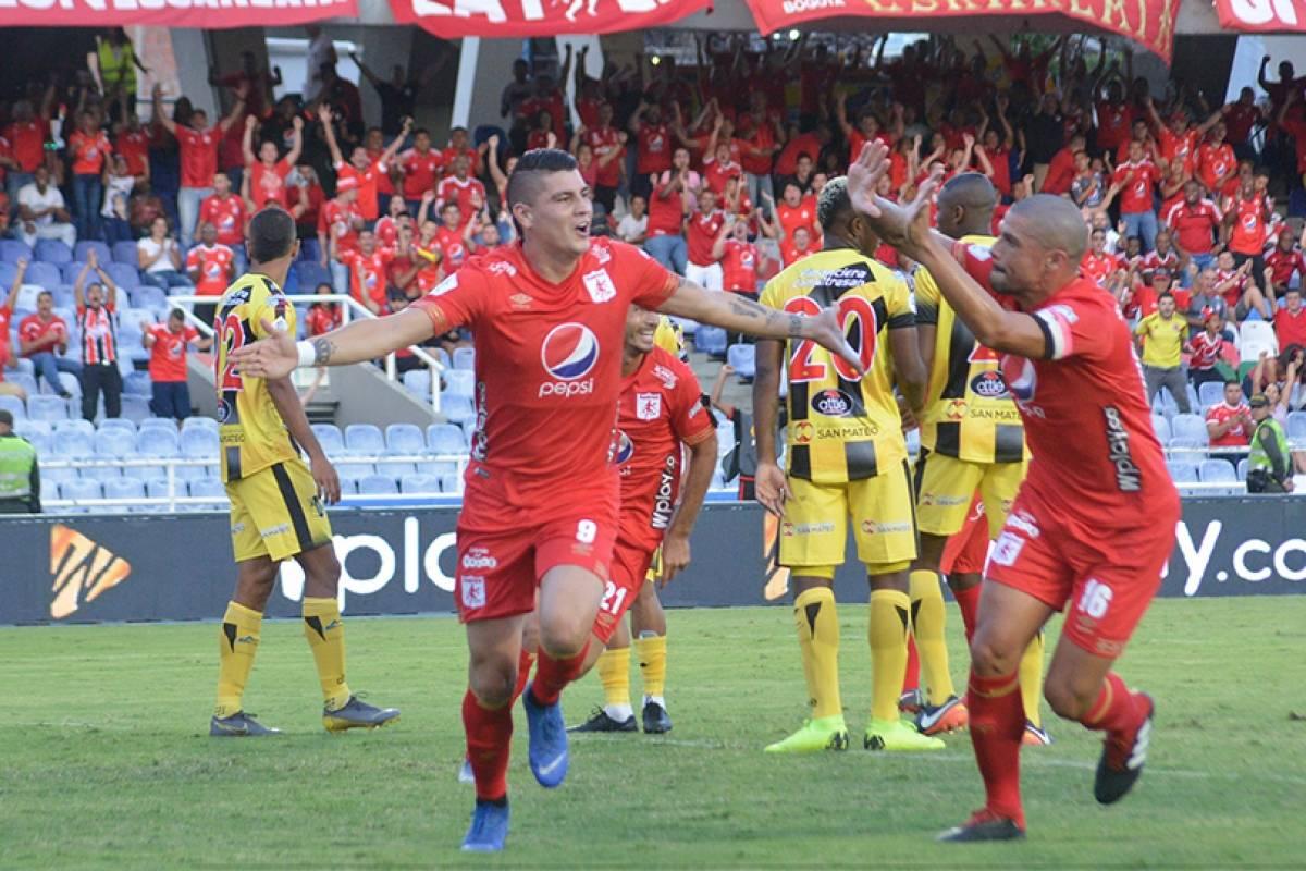 Video de los goles de América de Cali VS Alianza Petrolera (Hoy 14 de noviembre) Fecha 2 cuadrangulares Liga Águila 2-2019 - Publimetro Colombia