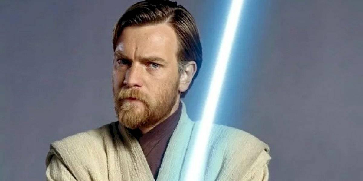 Más cerca de la fuerza: Ewan McGregor volvería a interpretar a Obi-Wan Kenobi