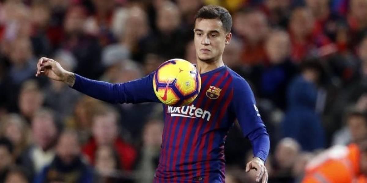 Primer bombazo del Barcelona: Coutinho se va a préstamo al Bayern Munich
