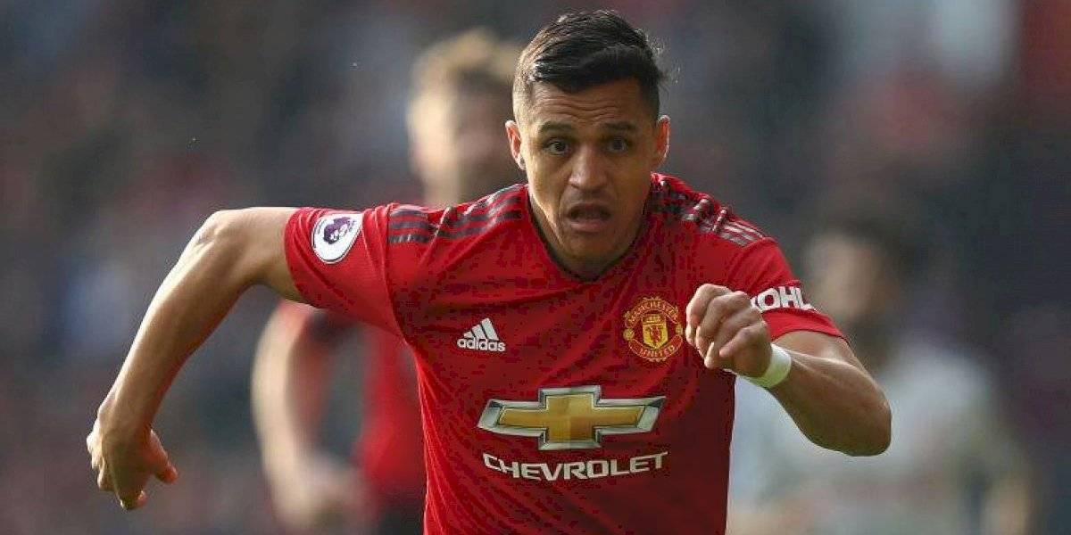En Italia revelaron que fue Alexis Sánchez el que no quiso ir a la Roma y quedarse a pelear un puesto en Manchester United
