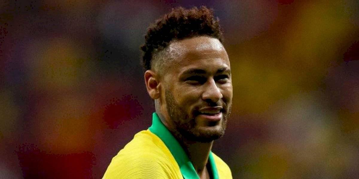 Neymar vuelve a la selección de Brasil para los amistosos ante Colombia y Perú