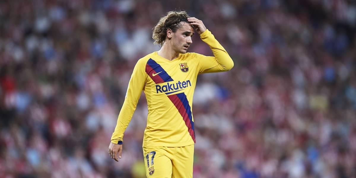 ¿Messi-dependencia? Athletic derrota al Barça con golazo de Aduriz