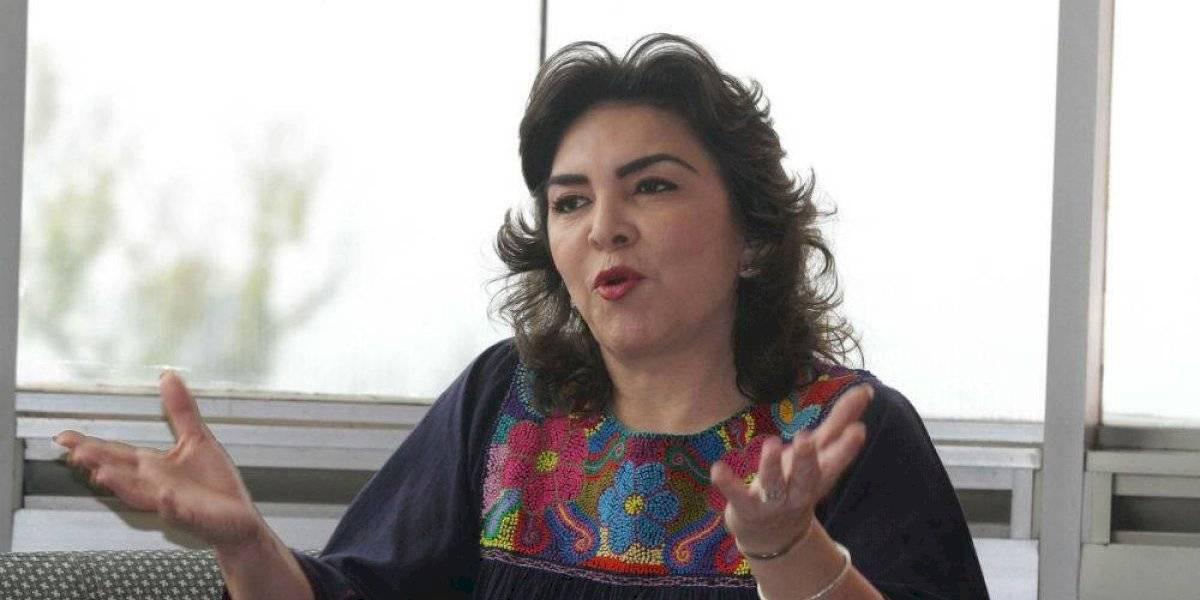 No impugné elección del PRI por cariño al partido: Ivonne Ortega