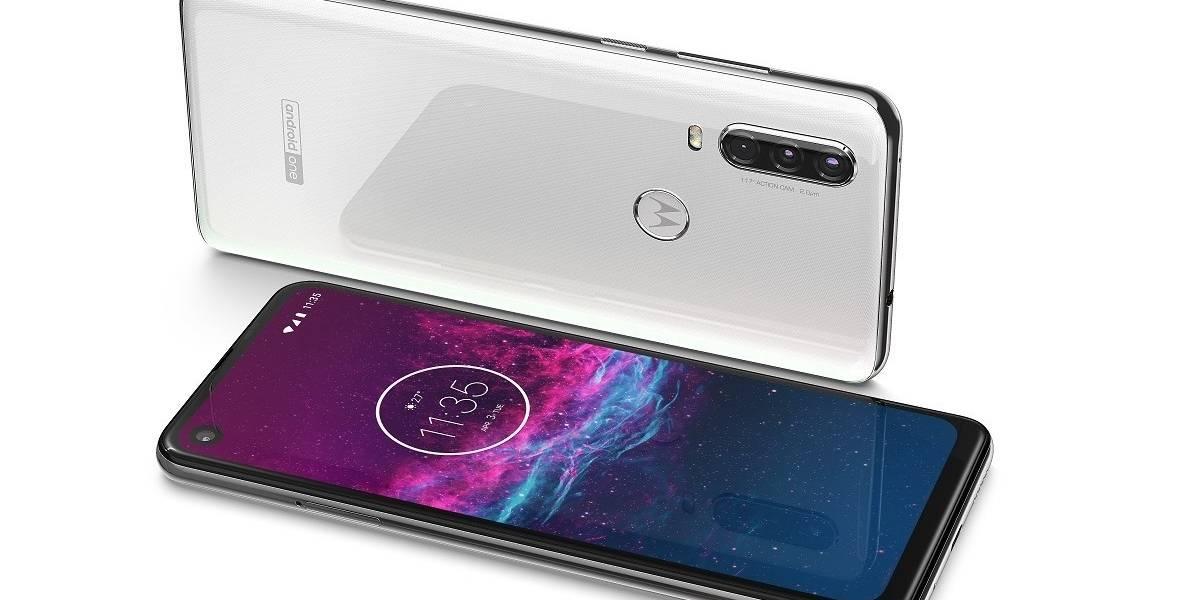 El Motorola One Action llegó a Chile, conoce su precio oficial y dónde adquirirlo