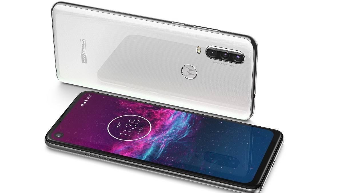 Procesador Exynos, triple cámara y Android One — Motorola One Action