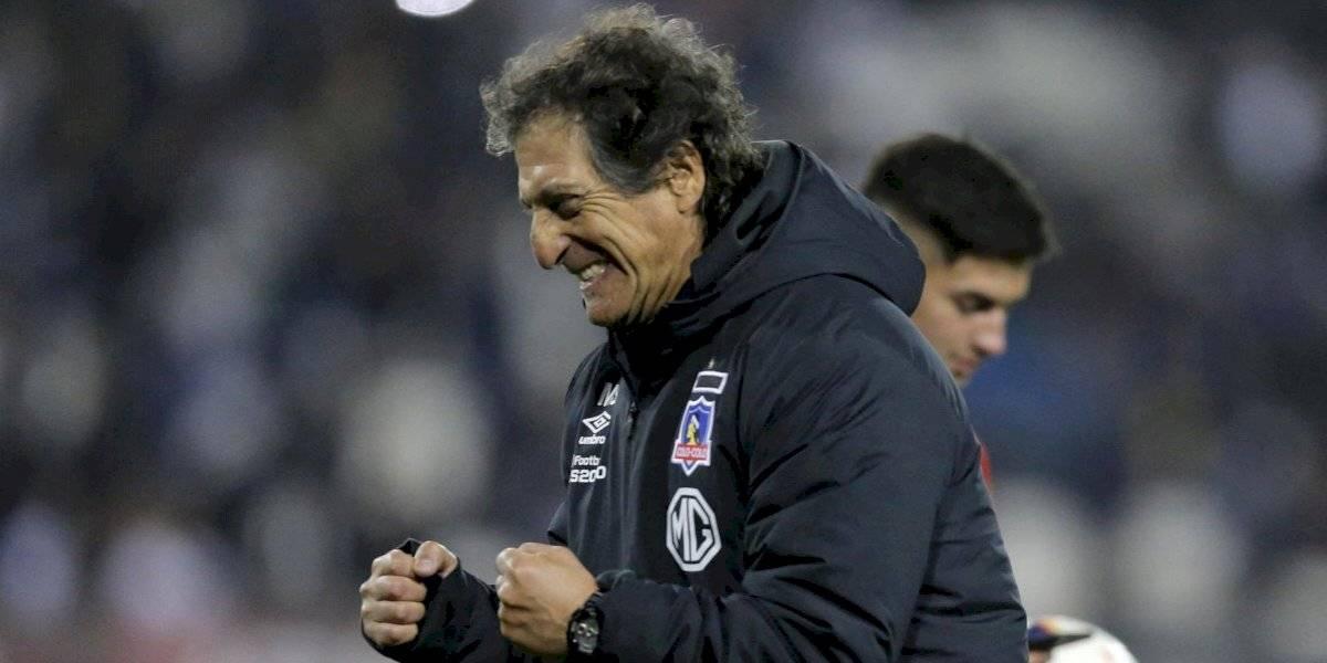 """Mario Salas y la victoria de Colo Colo: """"Creo que nos quedamos cortos con el marcador"""""""