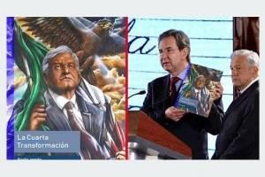 ¿Aparece AMLO en el libro de Historia de primaria en México?