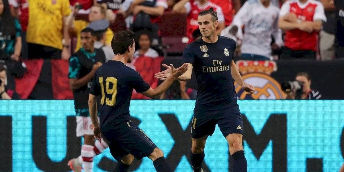 Zidane da la primera sorpresa de la temporada: Bale va de titular ante el Celta de Vigo