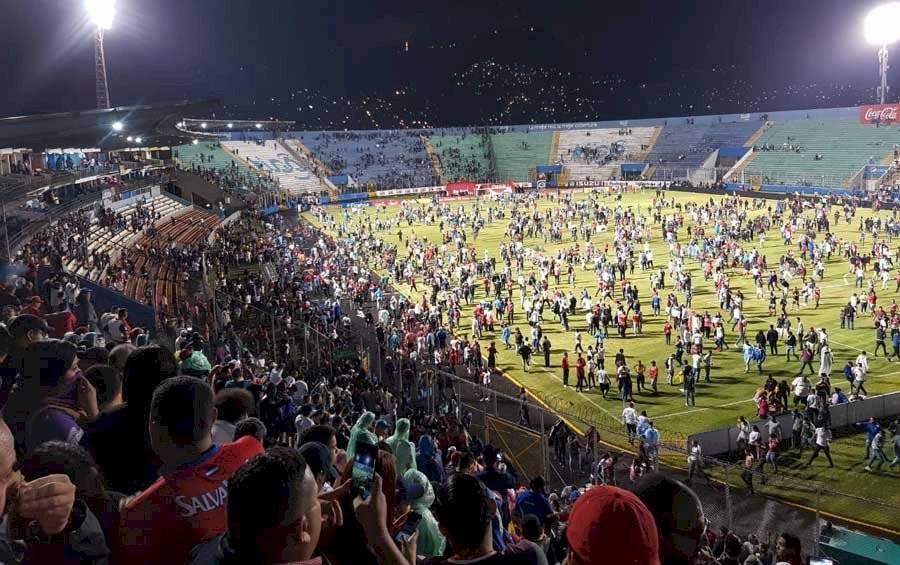 autoridades anuncian medidas tras tragedia clásico Olimpia y Motagua