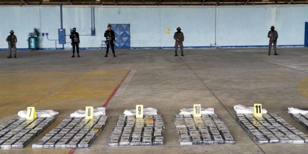 Detienen a 11 mexicanos en Guatemala acusados de narcotráfico