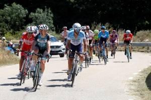 """Richard Carapaz en la Vuelta a Burgos: """"El resultado es positivo y alentador"""""""
