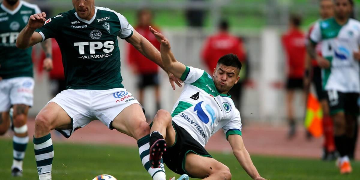 Primera B: Puerto Montt empató con Wanderers y alcanzó a Cobreloa en el liderato