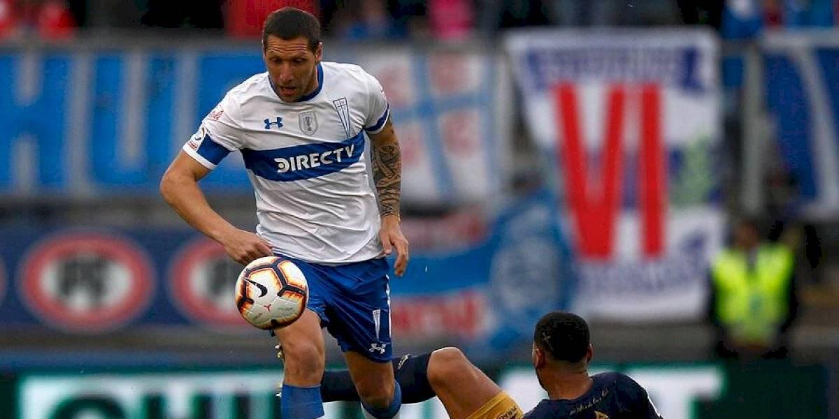 Minuto a minuto: La UC supera a Everton con un golazo de Luciano Aued