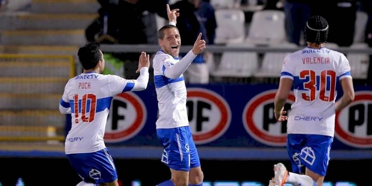 La UC sigue imponiendo su categoría y superó a Everton para seguir en la cima del Campeonato Nacional