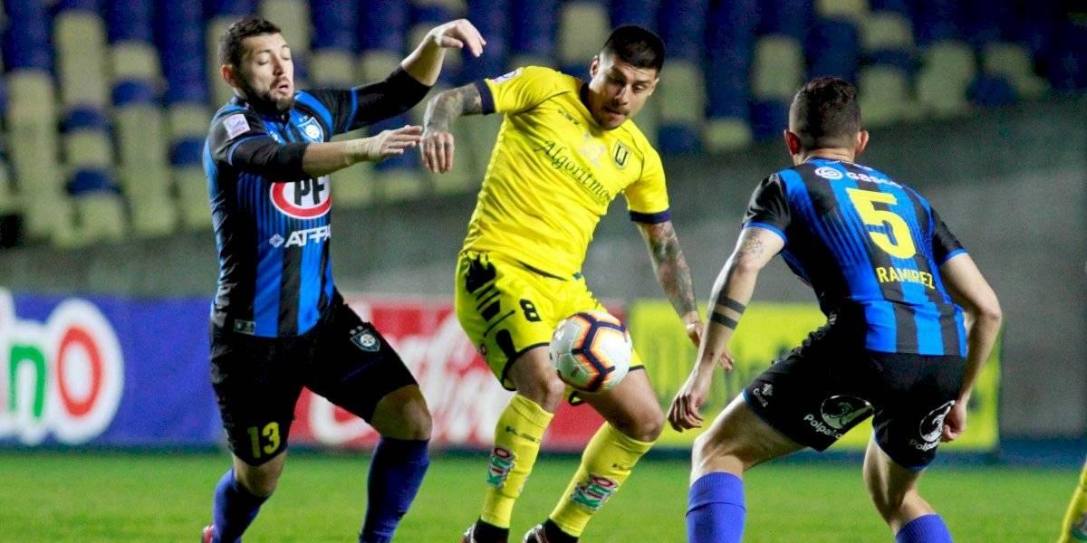 U. de Concepción logró agónico de empate y toma un respiro en el Campeonato Nacional