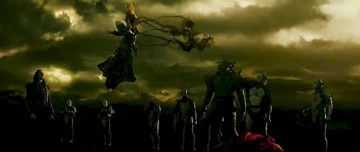 Thor: Un mundo oscuro Internet