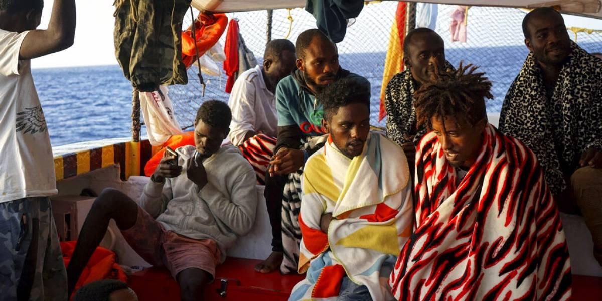 """España anuncia que recibirá el """"Open Arms"""" pero desde el barco humanitario dicen que es """"inviable"""""""