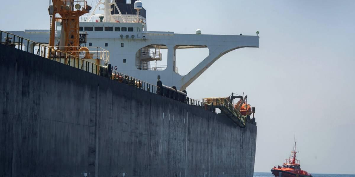 Gibraltar rechaza la petición de EU para detener al petrolero iraní
