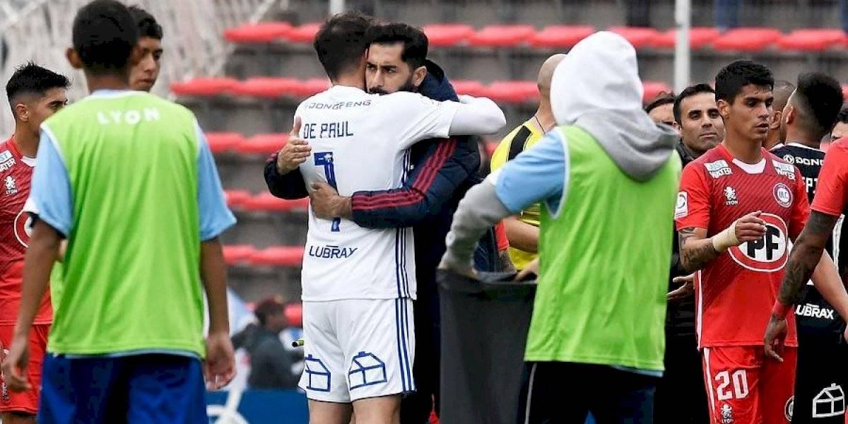 """Fernando de Paul: """"Sabemos lo que significa Johnny, pero él y mis compañeros me respaldaron"""""""