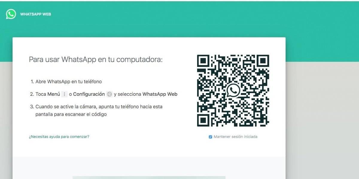 ¿Puedo hacer videollamadas con WhatsApp Web?