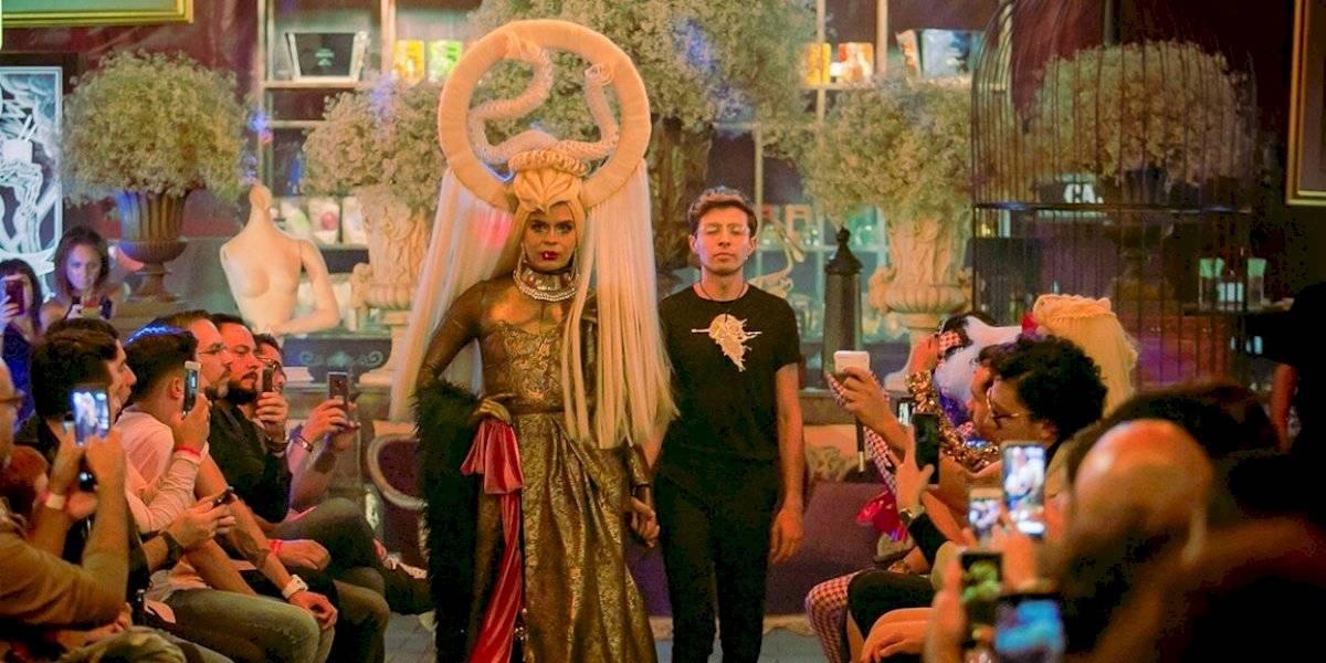 Drag queens conviven con los monstruos de Guillermo del Toro