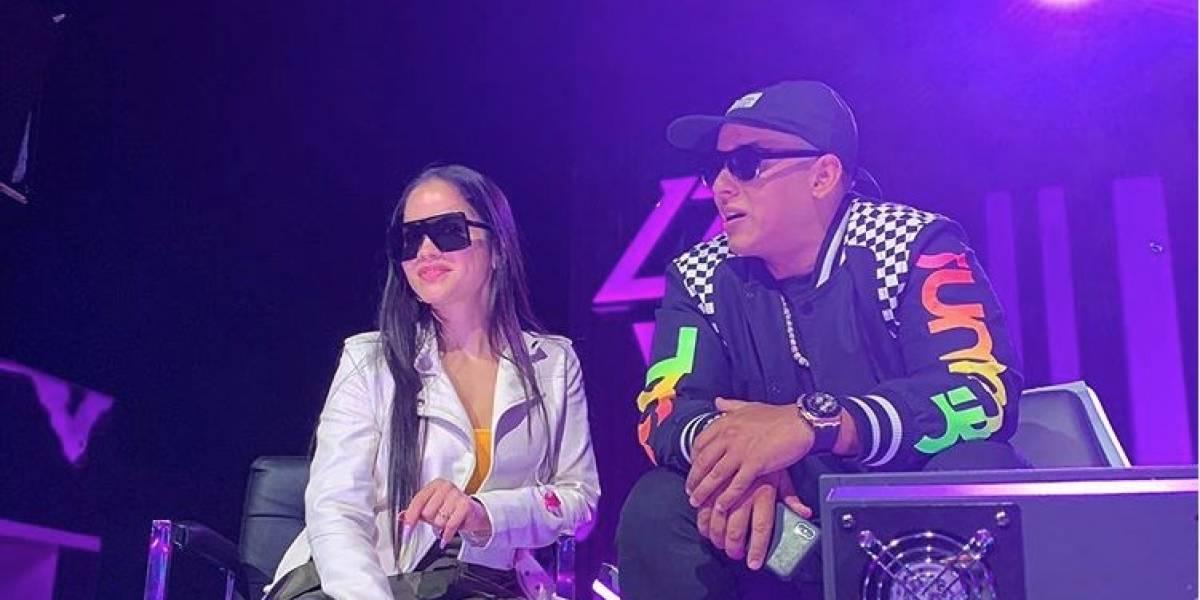 Daddy Yankee y Natti Natasha ¿En una relación amorosa?