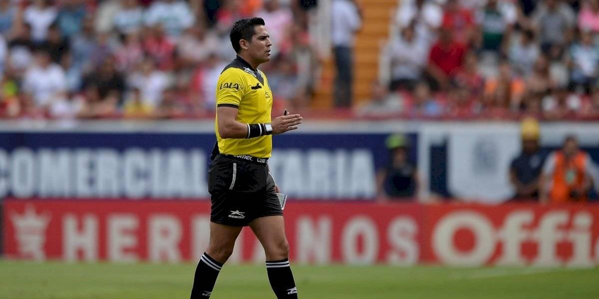 VIDEO: La polémica anulación del gol de Brian Lozano