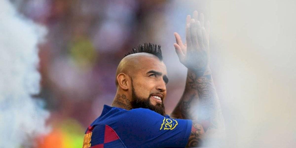 En España aseguran que Arturo Vidal no escuchará ofertas y quiere permanecer en FC Barcelona