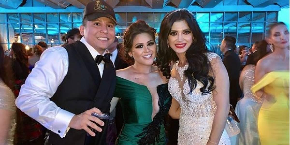 Todo lo que no se vio en la boda de Edwin Luna y Kim Flores, Gomita lo reveló con imágenes inéditas