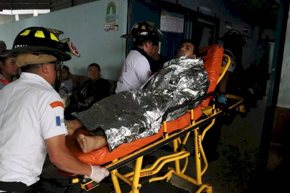 Jugador fue baleado en canchas de Ciénaga Grande