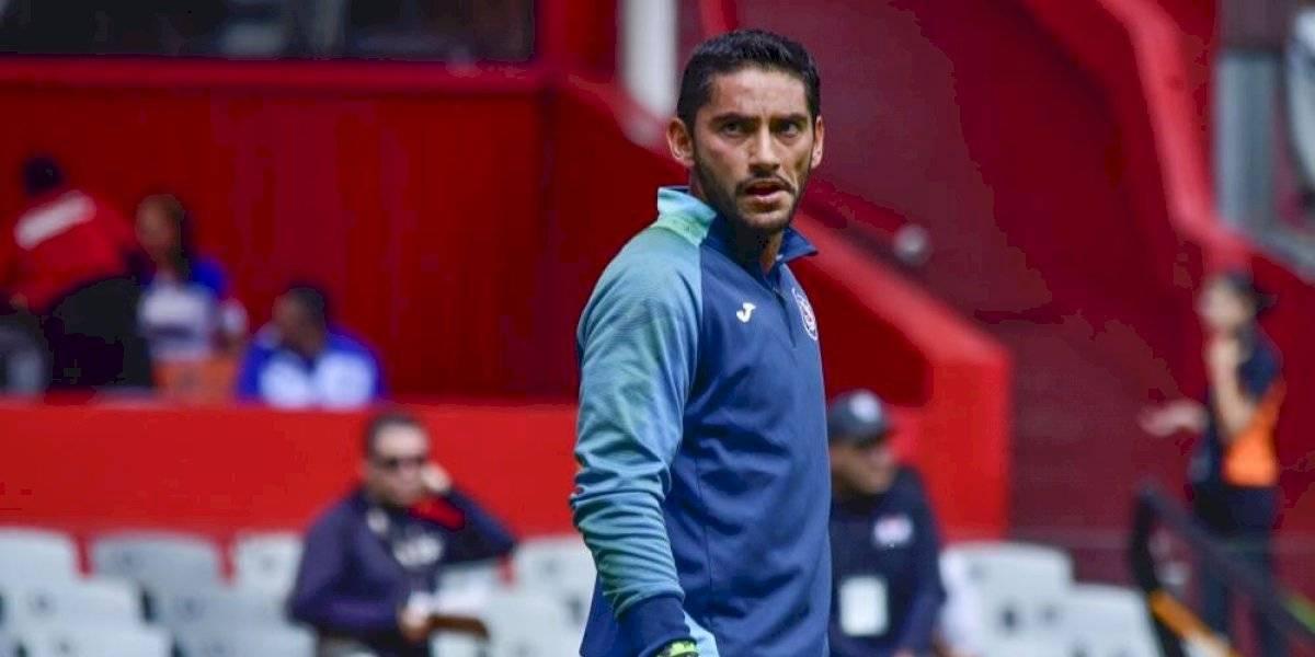 Jesús Corona quiere título de Leagues Cup para el Cruz Azul