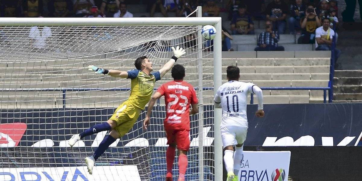 VIDEO: ¡Revive el golazo de tiro libre de Malcorra ante Veracruz!