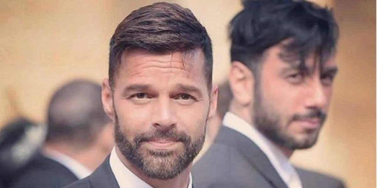 Ricky Martin se contagia de grave enfermedad y revela detalles de su estado de salud