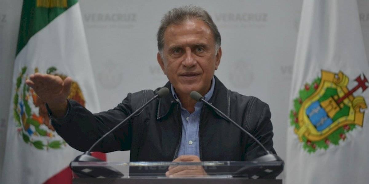 """#Política Confidencial: Yunes, ex gobernador de Veracruz, """"vio su suerte"""""""