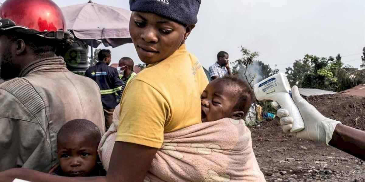 El sarampión mata más que el ébola en el Congo y supera ya los 2 mil 700 muertos