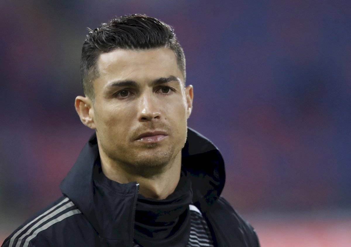 Cristiano Ronaldo AP