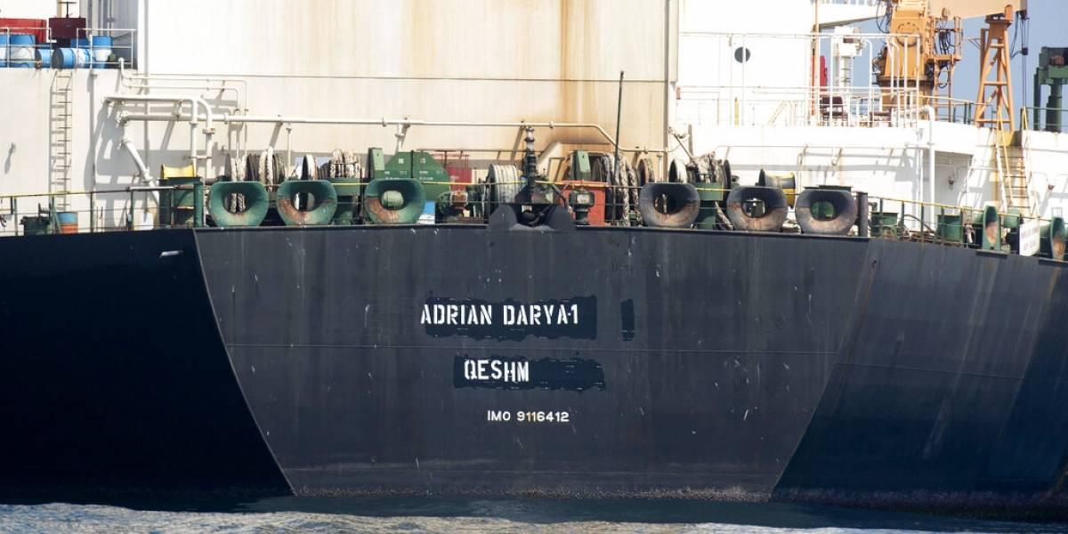 """Irán advierte a EU que si captura su petrolero se enfrentará a """"graves consecuencias"""""""