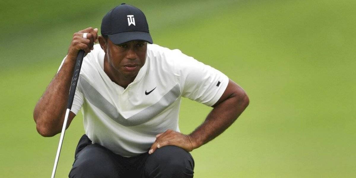 Tiger Woods publica primera foto desde su aparatoso accidente