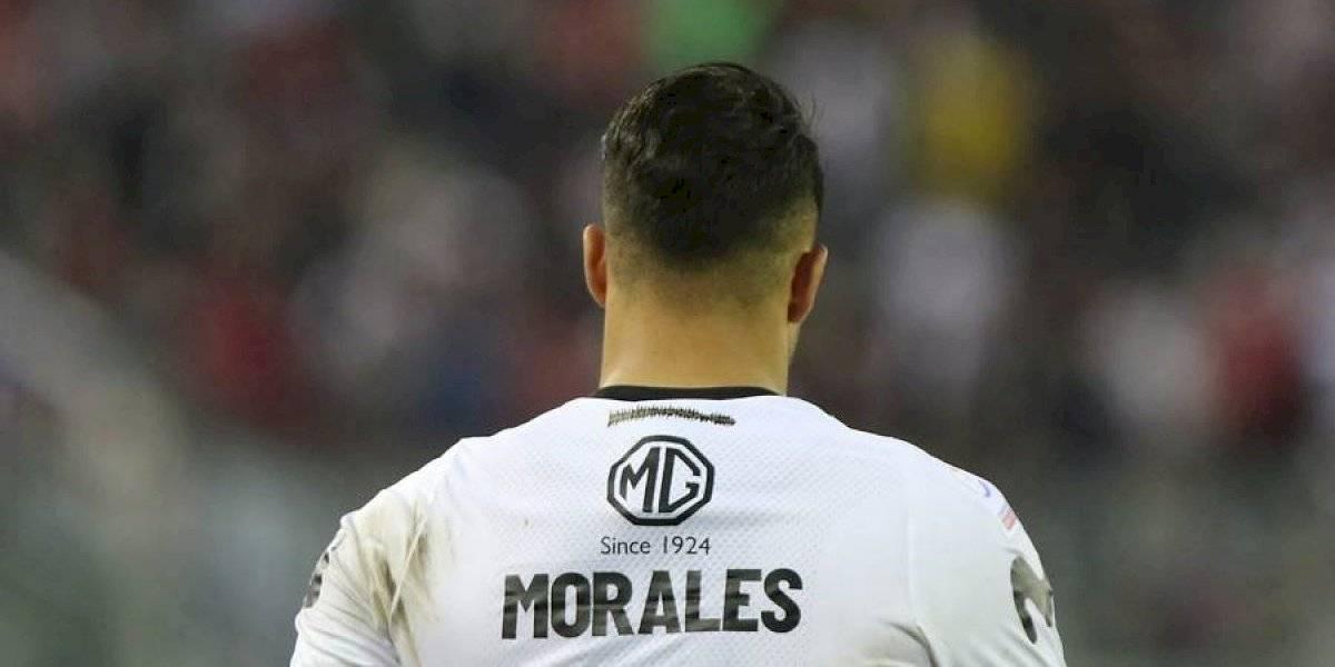 """Representante de Iván Morales dispara contra Mario Salas: """"No es extremo y este entrenador lo pone en esa posición"""""""