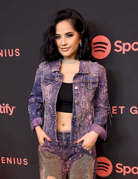 Becky G Getty Images