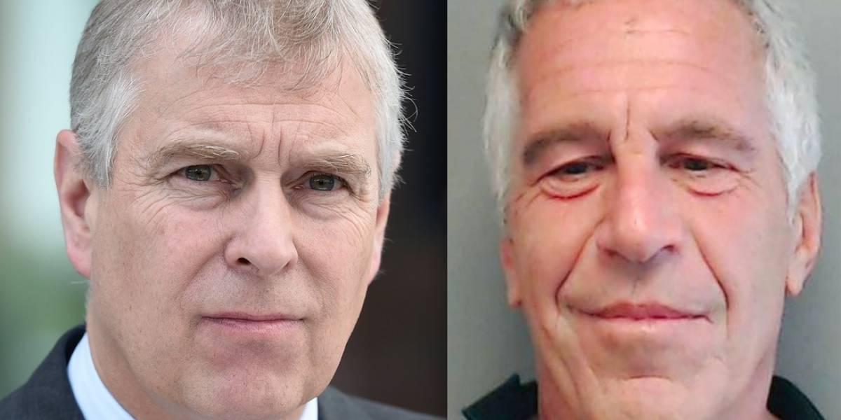 """Amistad con Epstein sigue complicando a príncipe Andrew: declaró que fue un """"error"""" visitarlo tras su excarcelación en 2010"""