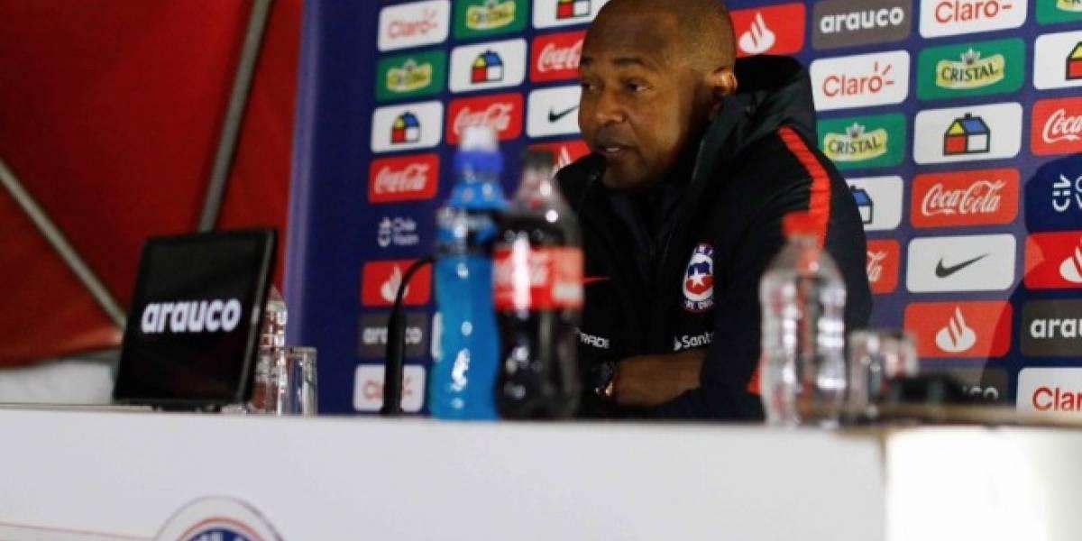 """Redín y la preparación de la Roja sub 23: """"Buscamos partidos internacionales para llegar con experiencia al Preolímpico"""""""