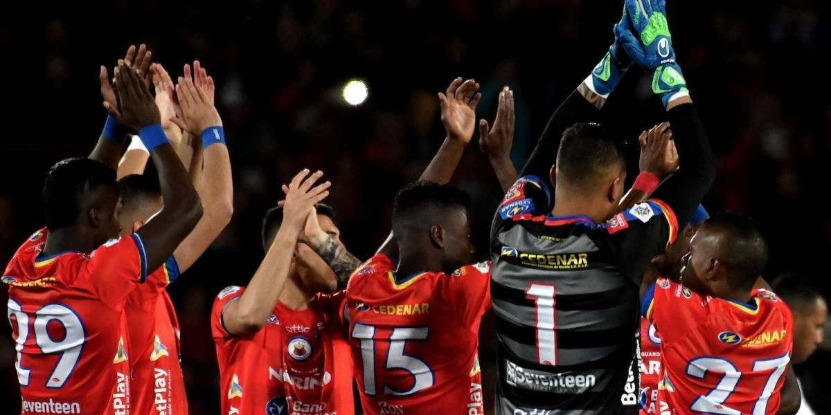 La increíble razón por la que Pasto contra Huila fue aplazado en la fecha 6 de la Liga Águila 2-2019