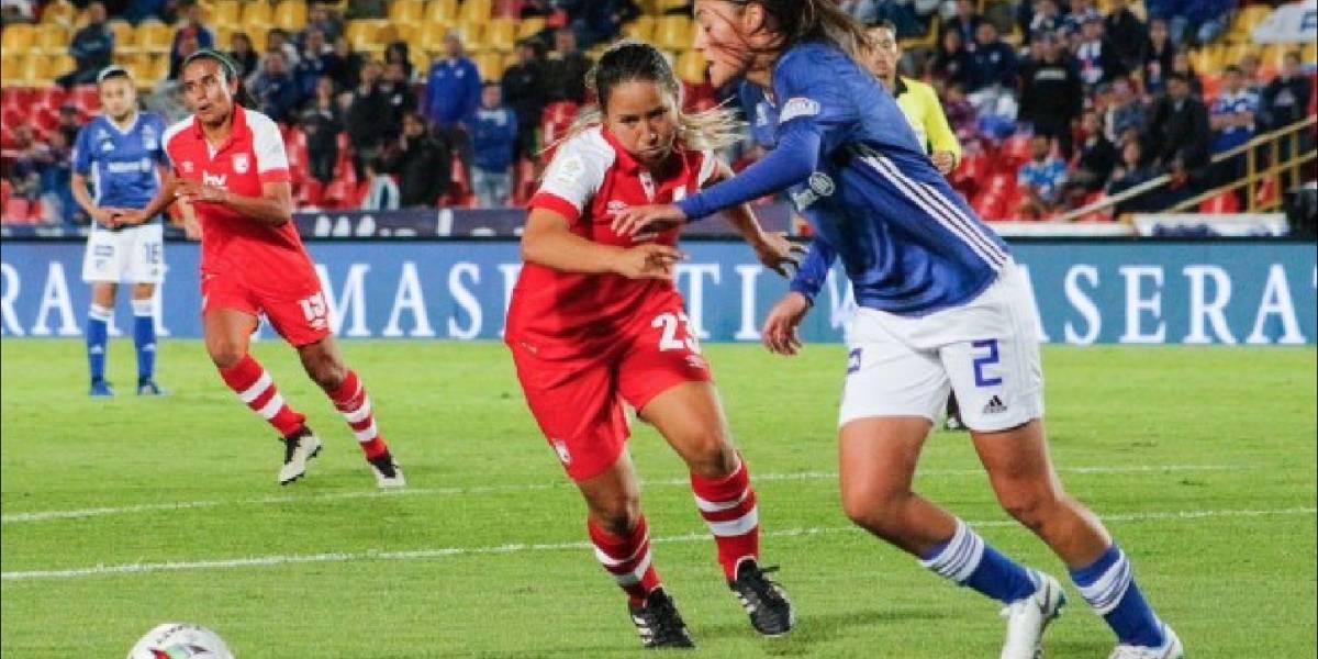 ¡Van por el título! Superclásicos en cuartos de final de la Liga Águila Femenina