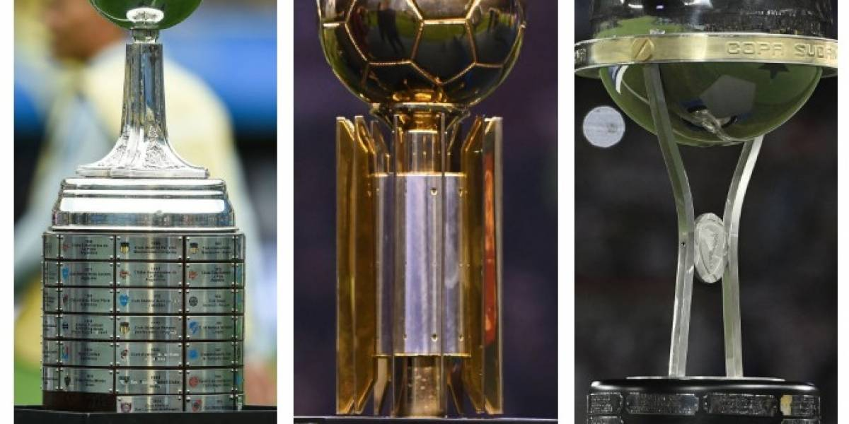 Calendario Conmebol 2020: ¿Cuándo se juegan Libertadores, Sudamericana, Clasificatorias y Copa América?