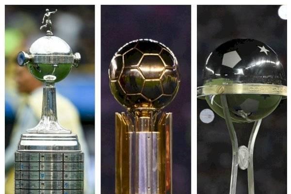 Calendario Eliminatorias Sudamericanas 2020.Calendario Conmebol 2020 Cuando Se Juegan Libertadores